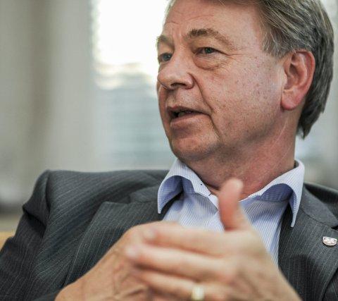 Ber om vurdering: Rådmann Hans-Petter Christensen ønsker en juridisk vurdering av både prosedyre og vedtak.