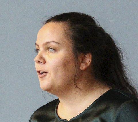 FRP: Stine Stamland vet ikke hva hun skal tru etter full forvirring fredag.
