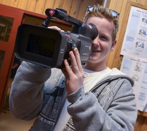 Filmet: Petter Tasigtil fikk ros for filming og redigering.