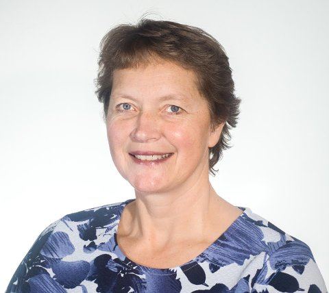 Konstituert rektor Hanne Solheim Hansen mener universitetet må få fram de gode resultatene de oppnår.