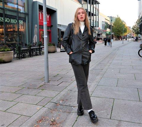 Selma Svarholt elsker å mikse gammelt og nytt.