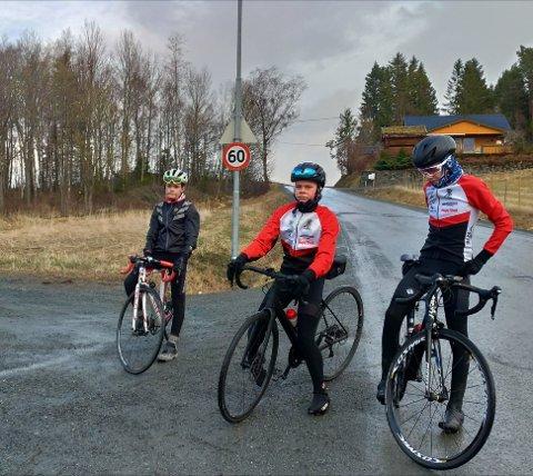 RITT: Endelig kan IL Sverres unge håpefulle ryttere få sykle ritt igjen.