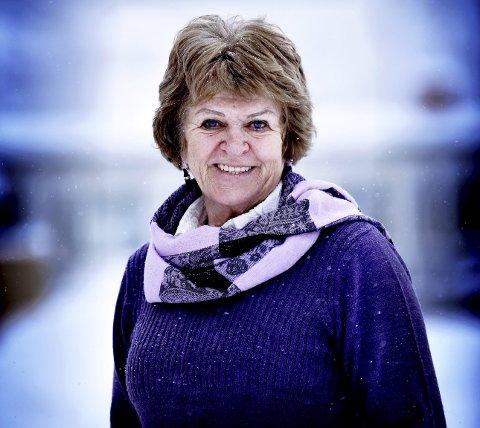 Pensjonist: Kari Solberg (67) går av med pensjon ved månedsskiftet.