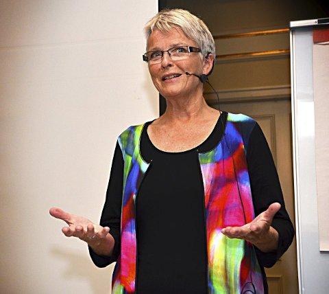 Siden 2004: Når dette året ebber ut, har Anne Enger vært fylkesmann i Østfold siden 2004.ARKIVFOTO: SIGURD ØFSTI