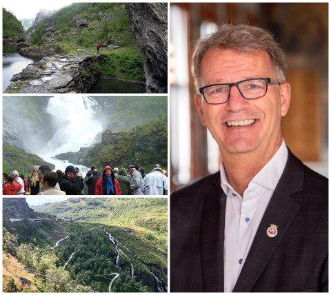 FERIE: Helsebyråd Robert Steen reiser til  Aurlandsdalen og Flåm på ferie i år.