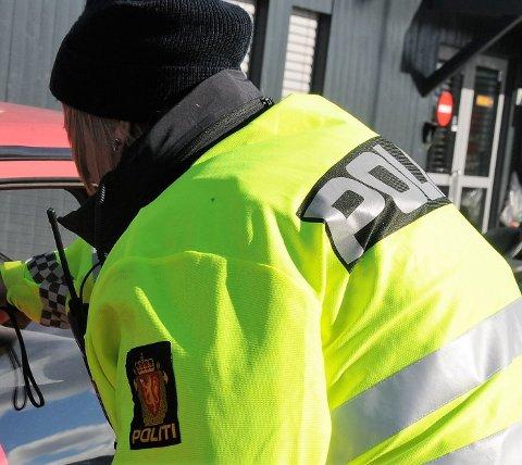 Høg promille: Mannen ble etter kjøreturen målt til et alkoholinnhold i blodet på 0,99 promille.