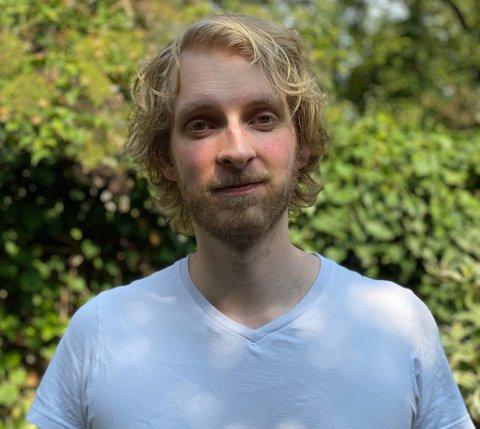 Ole Edvard Andreassen fra Bodø har fått et prestisjefullt stipend.