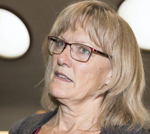 TAR SAKEN: Stortingsrepresentant Karin Andersen (SV). FOTO: Terje Pedersen
