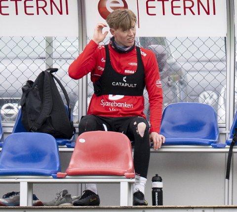 Ole Martin Kolskogen har blitt henvist til benken de tre siste seriekampene. Mot Harstad på onsdag var han tilbake med Larsen. Det blir trolig duoen mot KBK.