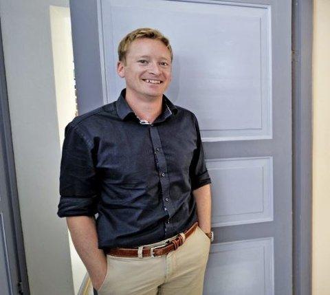 André Flatner er idrettssjef i Fredrikstad kommune.