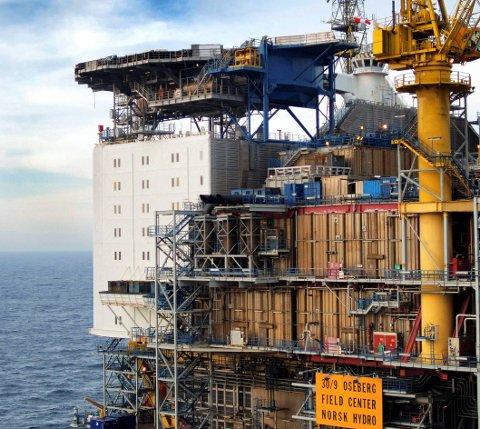 Bildetekst: Norge leverer store mengder naturgass til Europa. Den gjør det mulig å kvitte seg med kull, og støtter den storstilte utbyggingen av sol- og vindenergi. I tillegg er norsk olje- og gassproduksjon blant verdens reneste, skriver olje- og energiminister Kjell-Børge Freiberg.