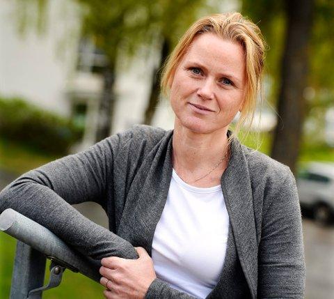 FIKK JOBBEN: Fungerende dekan Marit Roland fikk jobben som ny dekan ved Handelshøgskolen Innlandet.