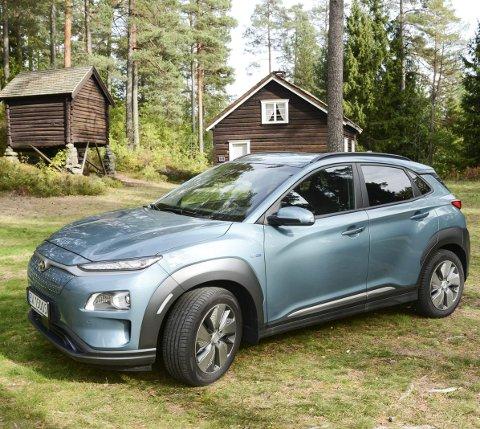 Populær: Hyundais nye helelektrisk bil Kona er bilen «alle» skal ha.