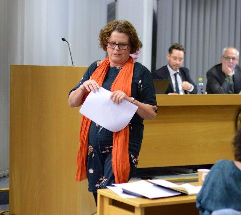 Vibeke Fredheim i Arbeidarpartiet har levert interpellasjon til kommunestyret om å seia nei til fritt brukarval i helse- og omsorgssektoren.