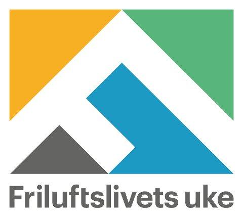 Logo Friluftslivets uke