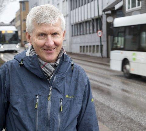 Per Ole Bing-Jacobsen har jobbet med veiløsninger i mange år. Han er ikke i tvil om hva han ville gjort nå.