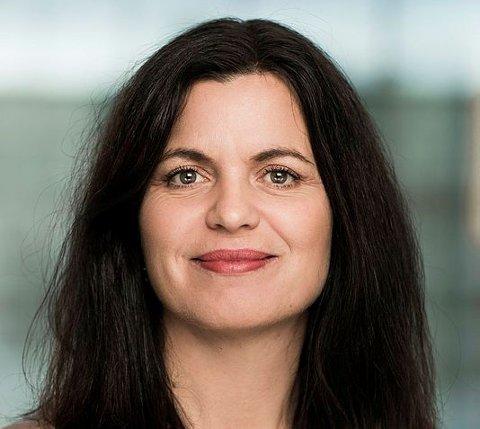 NHO: Nina Solli, regiondirektør i NHO Viken Oslo