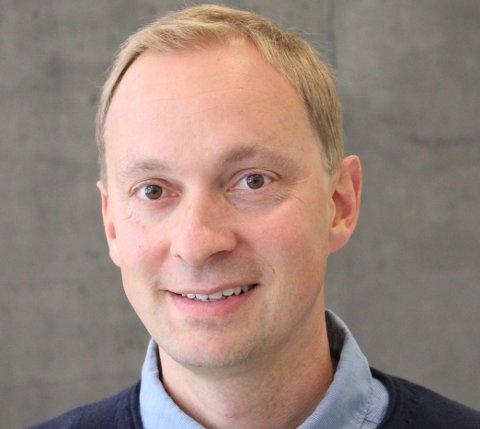 OPPRYKK: Vegard Fusche Moe er professor i idrettsvitskap hjå Høgskulen på Vestlandet.