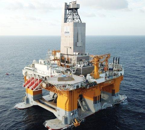 Oljeselskapet OKEA har inngått en avtale med  Odfjell Drilling om å leie deres  helt nye borerigg «Deepsea» Nordkapp til boring på Draugen-feltet i Norskehavet.