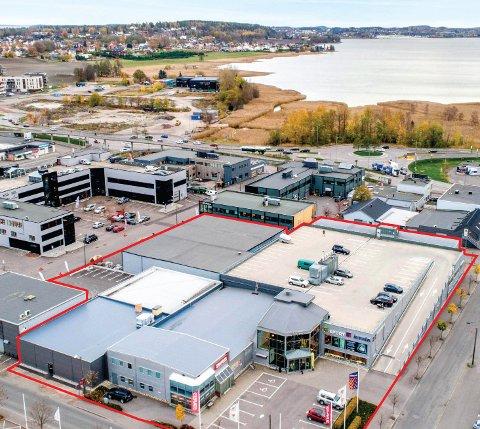 BLE DELT OPP: Denne eiendommen ble lagt ut til salgs i november, som en av tidenes dyreste i Vestfold. For å få solgt, valgte selgerne imidlertid å splitte.