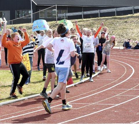 Linflåa i Gausdal er den lokale arrangøren som samler flest lag i Tinestafetten.