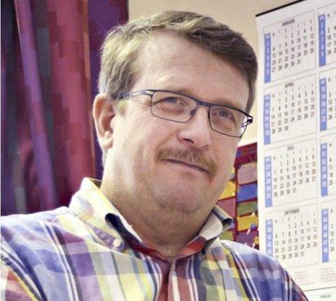 Ordfører Dag Lislien lover å stemme på matbloggen.