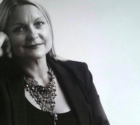 VOKALIST: Helle Brunvoll skal synge.