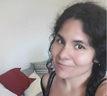 FORSKER: Johana Evelyn Castilla forsker på tørrfisk. Hun vil til Lofoten å snakke med produsenter her.