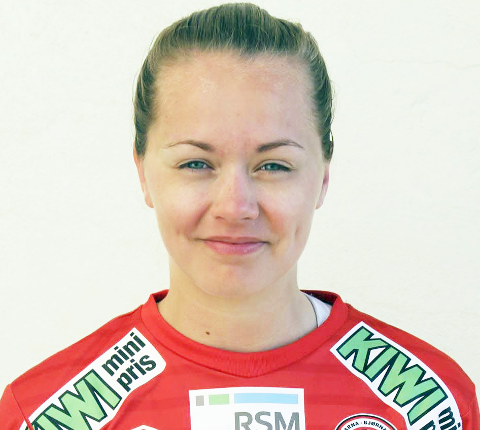 Ingrid Altermark er klar for kvartfinale i cupen.