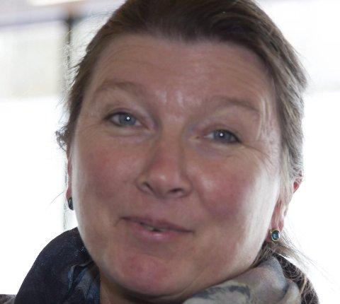 TILsVAR: Kirkeverge Øyvor Sekkelsten.