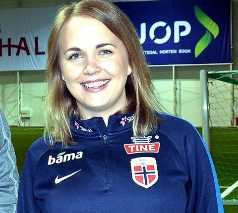 Trener og daglig leder: Styreleder i Valdres FK, Silje Kristin Bakkene, er på jakt etter både trener og daglig leder i disse koronatider.
