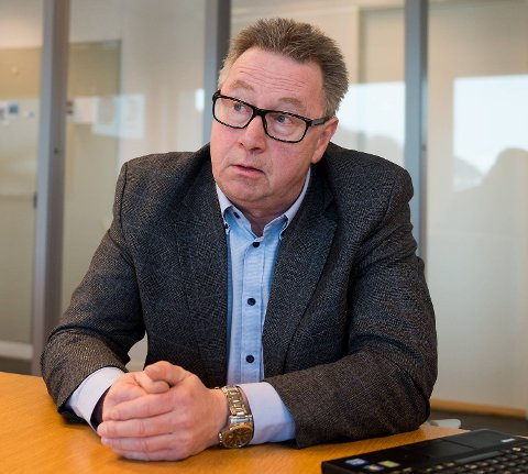 Daglig leder Ove Johan Kvamme i Easy Connect AS.
