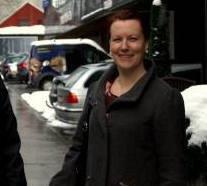 HADDE VENTET MER: Lederen i Norske Kveners Forbund, Hilja Huru hadde ventet en større satsing på kvenene i statsbudsjettet.