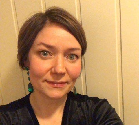 FAU: Katja Maria Keskitalo er FAU-leder på Kautokeino barneskole.