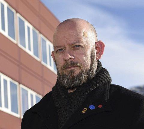 Geir Dolonen-Marthinussen har skifta parti. (Arkivfoto).