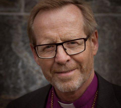 Biskop Halvor Nordhaug. (Pressefoto).