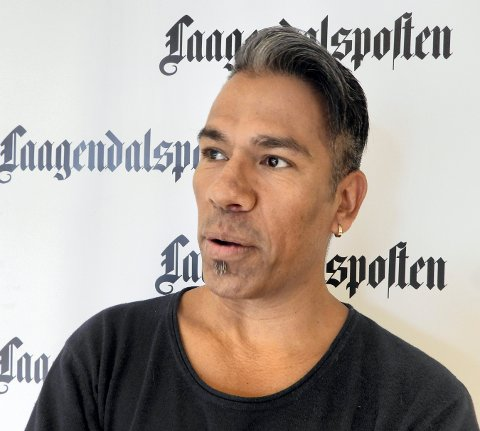 NY JOBB: Vegard Thomas Olsen, også kalt Shortcut, skal jobbe for Kongsberg Jazzfestival.