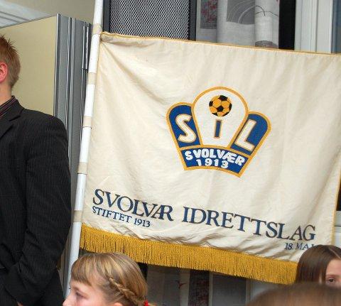 KLUBB: Svolvær IL, SIL, er en betydelig klubb i Nord-Norge.
