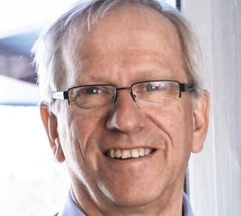 NÅVÆRENDE VISEREKTOR: Jørn Wroldsen ønsker å fortsette som viserektor ved NTNU i Gjøvik. Arkivfoto