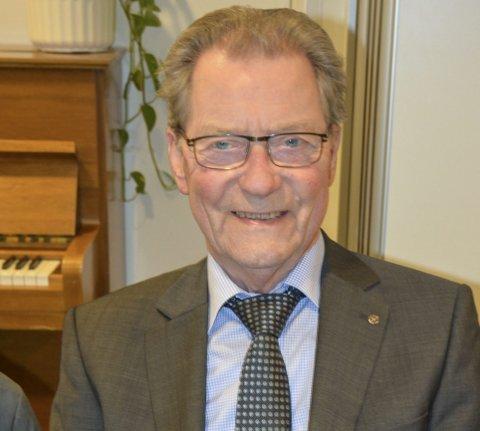 Politikk: Arne Bjørnstad har meldt seg inn i Høyre.