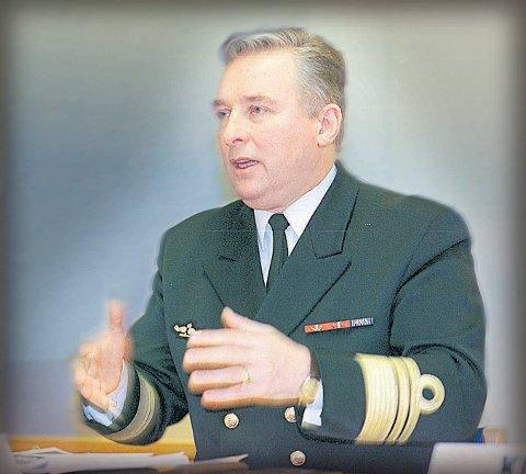 Einar Skorgen, tidligere øverstkommanderende i Nord-Norge, er død 75 år gammel.