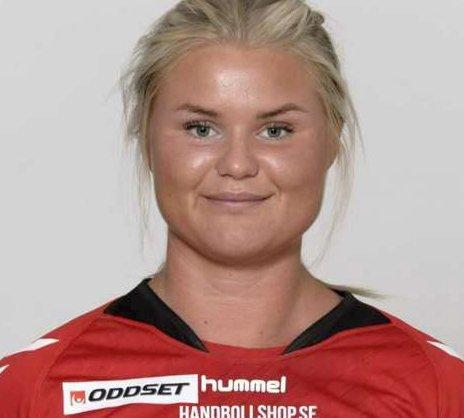 TIL 2020: Louise Karlsson har skrevet kontrakt med FBk til 2020.