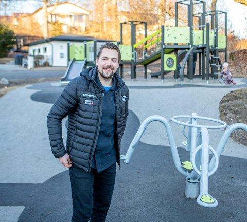 Snart pakker David Hallström kofferten og forlater Fredrikstad. Han har vært en Stjernen-profil gjennom seks sesonger.