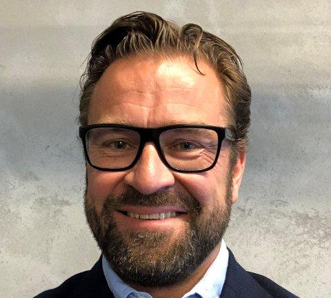 Leder nytt senter: Olav Skard Jørgensen skal lede det nye nasjonale cyberkrimsenteret ved Kripos.