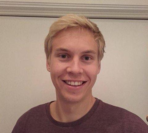 GLEDER SEG: Kjetil Nesje (27) forteller at han gleder seg til en ny hverdag i Vadsø.