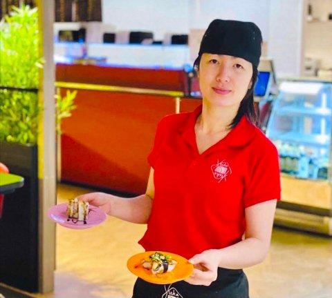 YUUKA-YUUKA: Nå er det snart klar for den tredje restauranten.