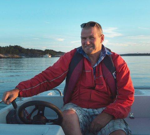 Personer i lokalmiljøet som Indre Akershus Blad har vært i kontakt med, forteller at Finn Herlofsen var en oppofrende og målbevisst mann som satte spor etter seg. Foto: Privat