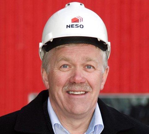 FRISKOLE: I slutten av oktober behandler fylkestinget søknaden NESO og direktør Ruben Jensen om å få etablere friskole for bygg- og anleggsfag i Svolvær.