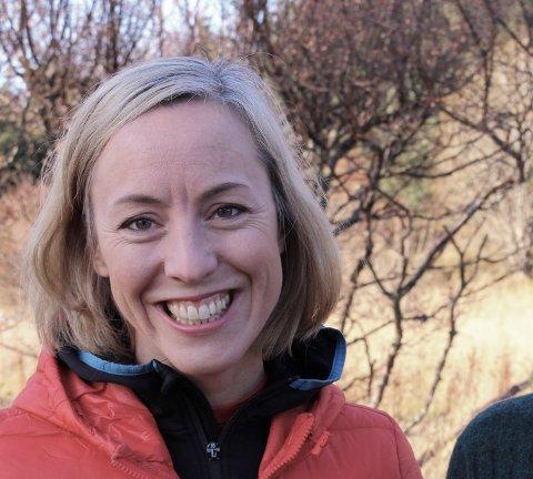 Kristel Pedersen er prosjektleder for Prosjekt Heiveien.