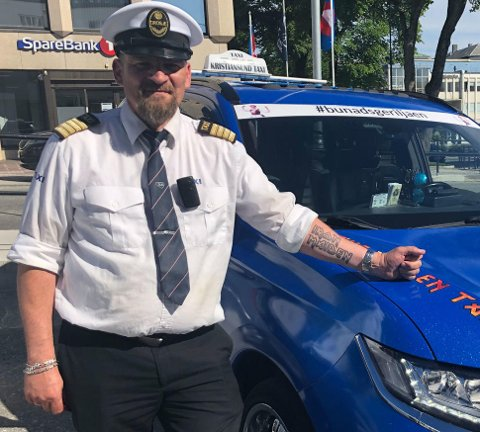 John-Kristian og The Maiden Taxi har også en egen Facebook-side med rundt 500 følgere.